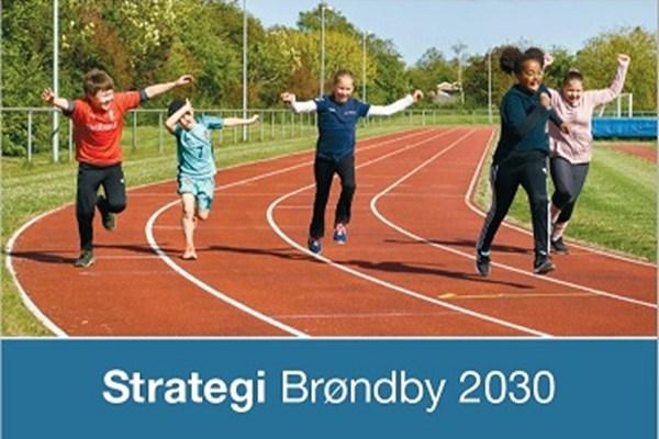 Forside Strategi Brøndby 2030